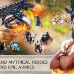 COMMAND MYTHICAL HEROES AND EPIC ARMIES