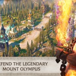 DEFEND THE LEGENDARY MOUNT OLYMPUS